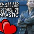 Doctor Who thing: some valentines from the Doctor (and one from Amy)