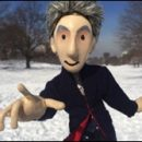 Doctor Who thing: Peter Capaldi gets a Doctor Puppet!