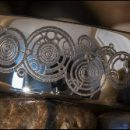 Doctor Who thing: elegant Gallifreyan design rings