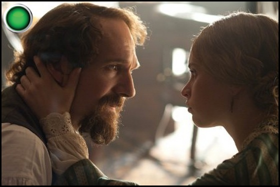The Invisible Woman green light Ralph Fiennes Felicity Jones