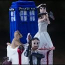 Doctor Who thing: a Doctor Who woodland wedding