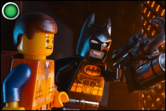 The Lego Movie green light