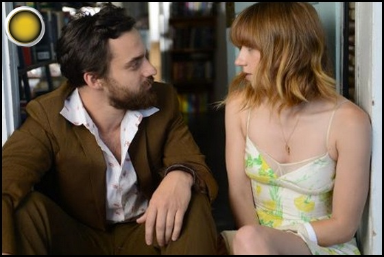 The Pretty One yellow light Jake Johnson Zoe Kazan