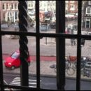 Amsterdam photo of the day: the view from Rembrandt's studio