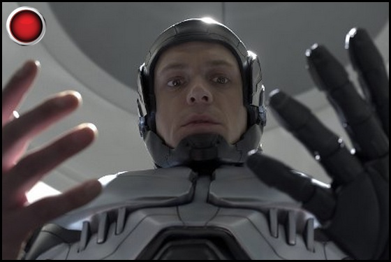 RoboCop red light Joel Kinnaman