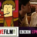 what's on Lovefilm, blinkbox, BBC iPlayer (from Feb 10)