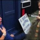 Doctor Who thing: John Barrowman killed by littlest Dalek