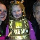 Doctor Who thing: Peter Capaldi reassures young autistic fan that she will be welcome in the TARDIS