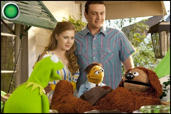 The Muppets green light Amy Adams Jason Segel