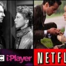 what's on Netflix UK, Amazon UK Instant Video, blinkbox, BBC iPlayer (from Mar 24)