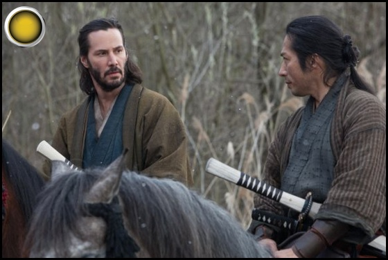 47 Ronin yellow light