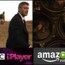 what's on Netflix UK, Amazon UK Instant Video, blinkbox, BBC iPlayer (from Apr 07)