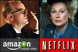 what's on Netflix and Amazon Instant Video (from Apr 22)