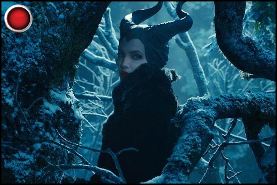Maleficent red light