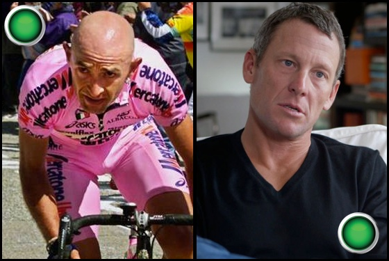 Pantani The Accidental Death of a Cyclist The Armstrong Lie green light
