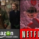 what's on Netflix and Amazon Instant Video (from May 06)