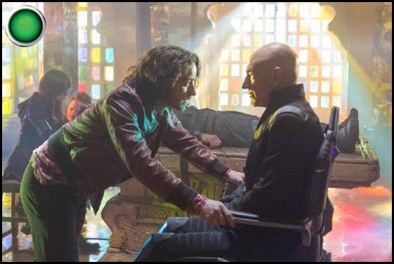 X-Men Days of Future Past green light