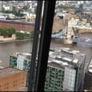 London photo: the view from the Shard (33rd floor)