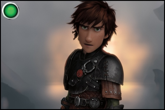 How to Train Your Dragon 2 green light