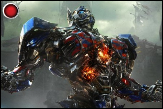Transformers Age of Extinction red light