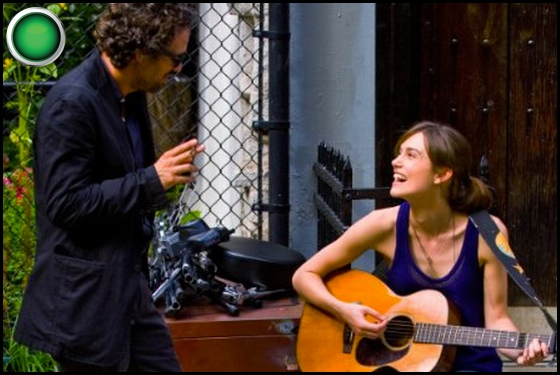Begin Again green light
