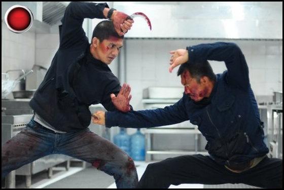 The Raid 2 red light Iko Uwais Cecep Arif Rahman