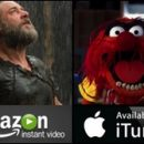 what's on iTunes, Amazon UK Instant Video, blinkbox, Curzon on Demand, Netflix UK, BBC iPlayer (from Jul 28)