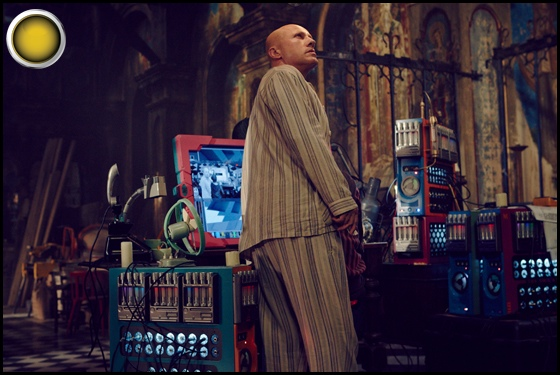 The Zero Theorem yellow light