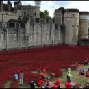 "London photo: ""Blood Swept Lands and Seas of Red"""