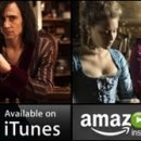 what's on iTunes, Amazon Instant Video, Netflix (from Aug 12)