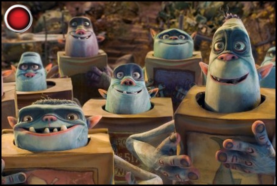The Boxtrolls red light