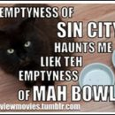 Cats Review Movies: Sin City: A Dame to Kill For
