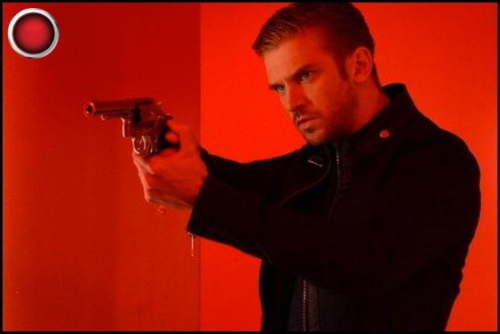 The Guest red light Dan Stevens