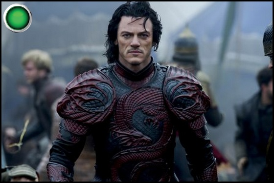 Dracula Untold green light