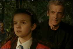 """Doctor Who blogging: """"In the Forest of the Night"""""""