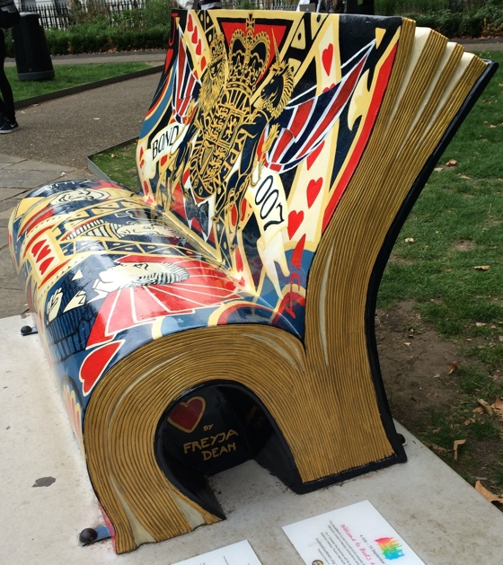 jamesbondbookbench5