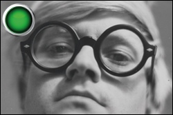 Hockney documentary review (London Film Festival)