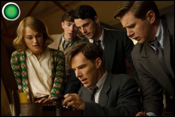 The Imitation Game green light