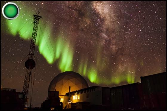 Antarctica A Year on Ice green light