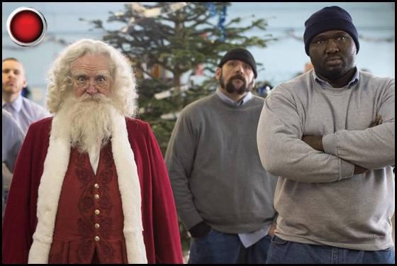 Get Santa red light