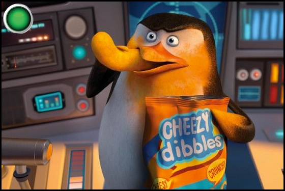 Penguins of Madagascar green light