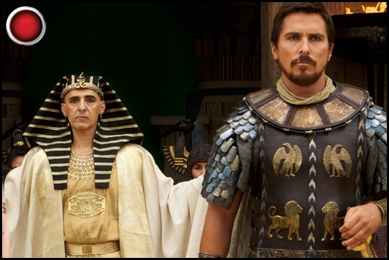 Exodus Gods and Kings red light