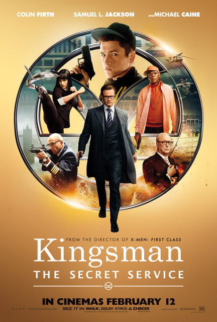 Kingsman: The Secret Service (2014) Subtitles