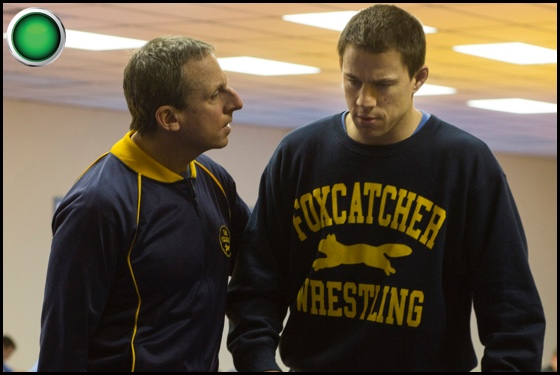 Foxcatcher green light