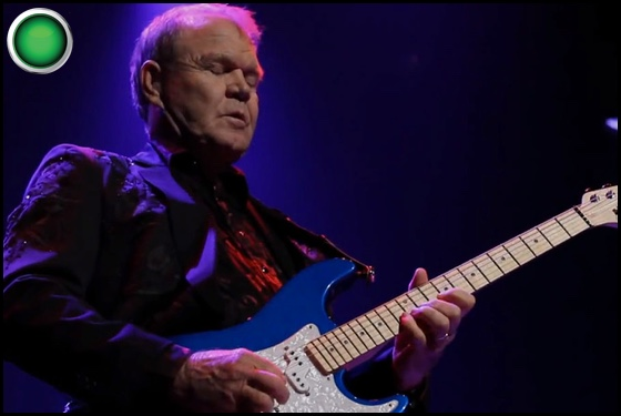 Glen Campbell I'll Be Me green light