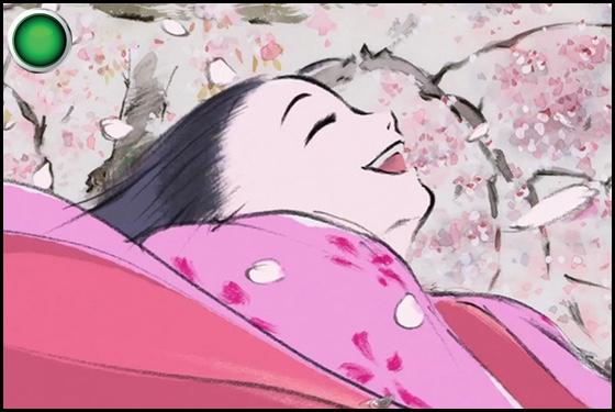 Tale of the Princess Kaguya green light