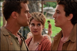 Where Are the Women? The Divergent Series: Insurgent