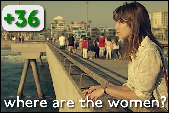 Where Are the Women? Alex of Venice
