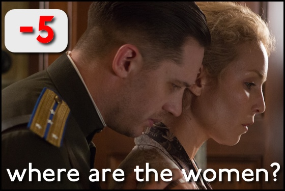 Where Are the Women? Child 44