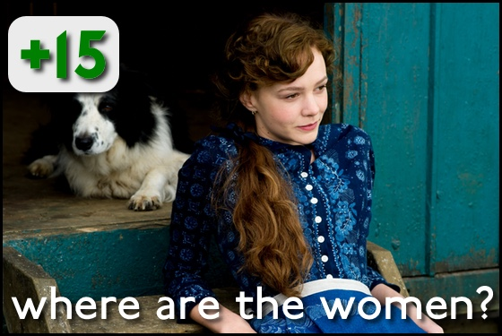 Where Are the Women? Far from the Madding Crowd